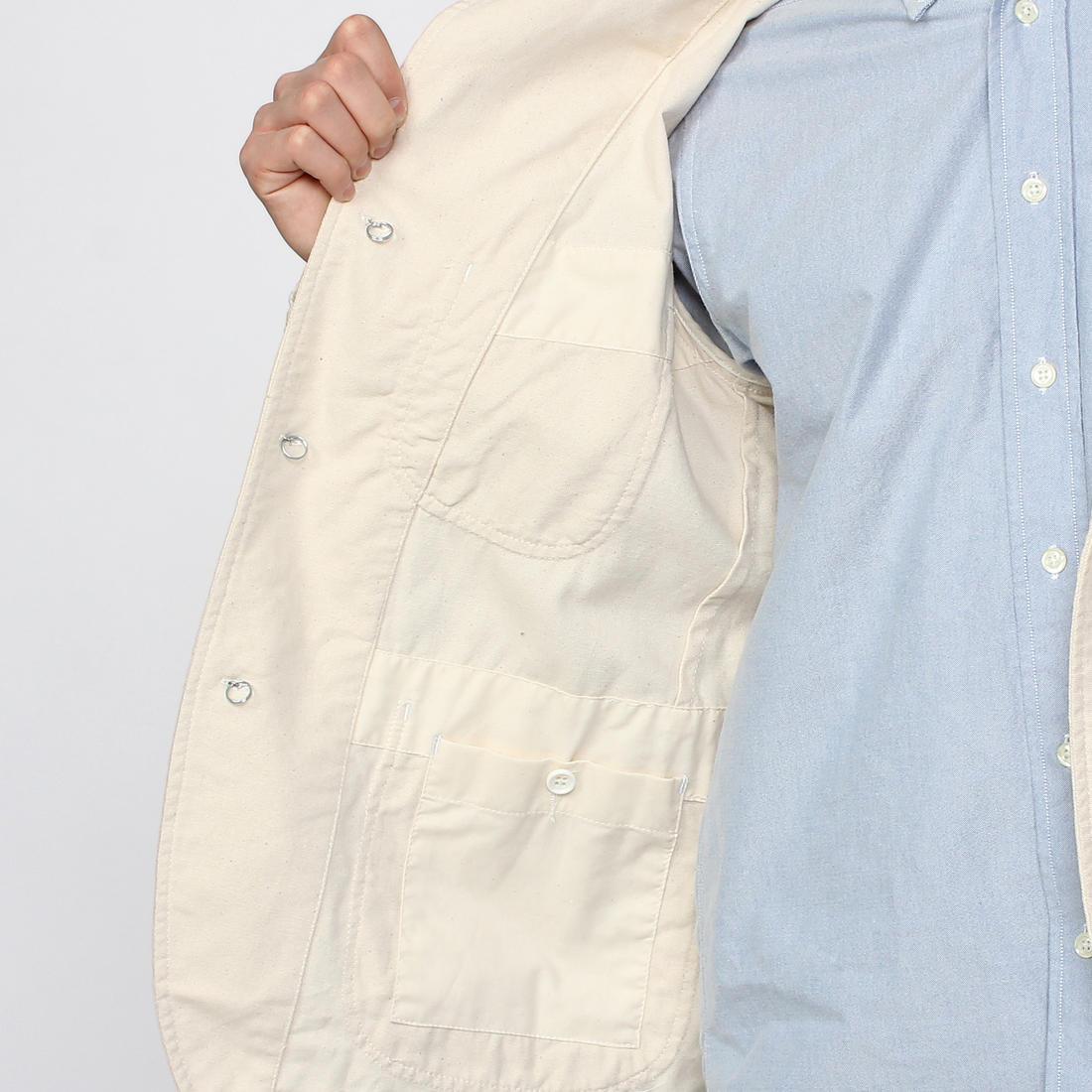 Bedford Jacket 1158631: Ivory