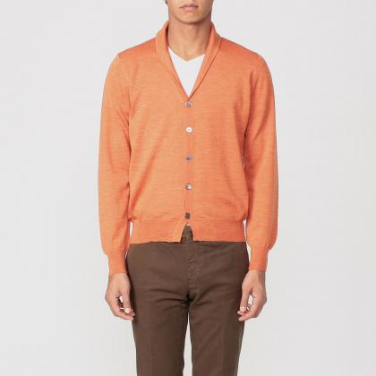 Drumohr Shawl Collar Cardigan