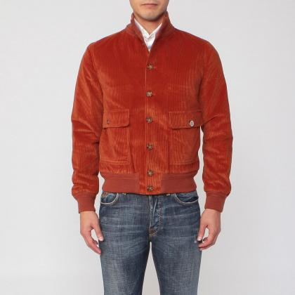 Corduroy 1172347: Orange