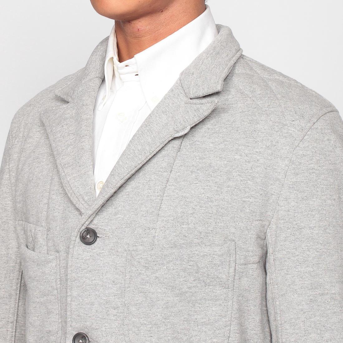 Sweat Bedford Jacket 1173204: Gray