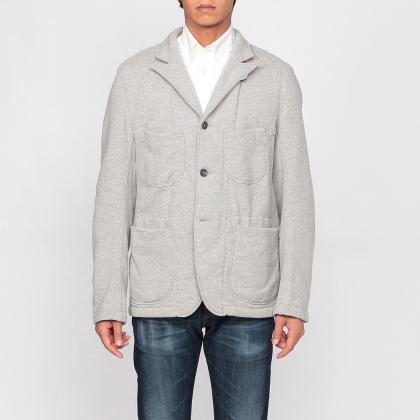 Sweat Bedford Jacket 1173204: Gray