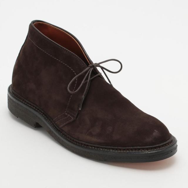 Suede Chukka Boot 1174245: Dark Brown