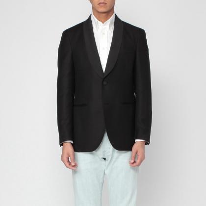 Lardini Shawl Collar Jacket 1180189