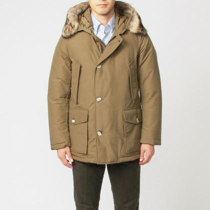 Arctic Parka ML WOCPS1985: Fishing Olive