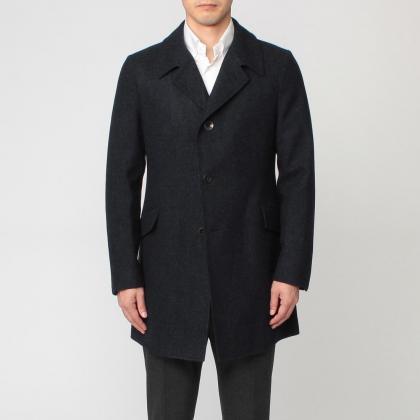 Boglioli Balmacaan Coat 1204320