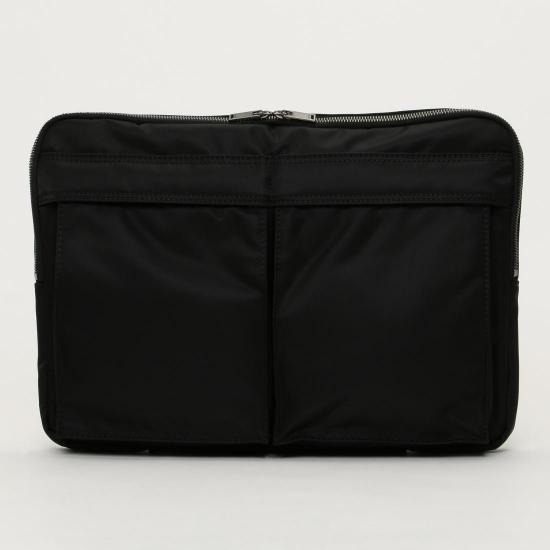 Porter Clutch Bag 1216901: Black