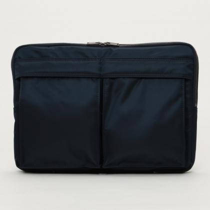 Porter Clutch Bag 1216901: Navy