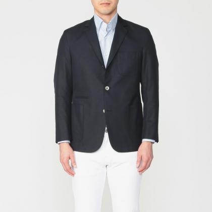 BKT by Brooklyn Tailors Cotton 3b Jacket