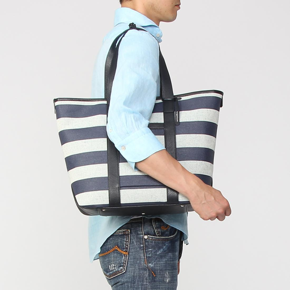 Galleriant x Barneys New York Tote Bag 1220000: Navy