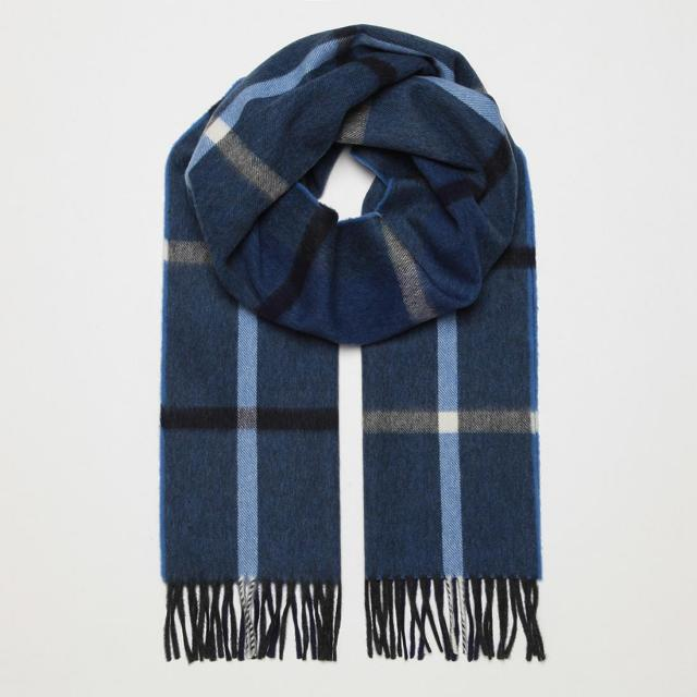 Seaward & Stearn Wool Scarf