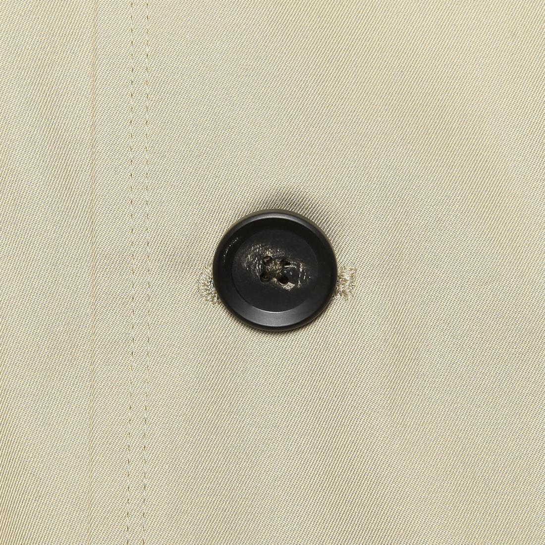 Cotton Gabardine Trench Coat 1225079: Beige