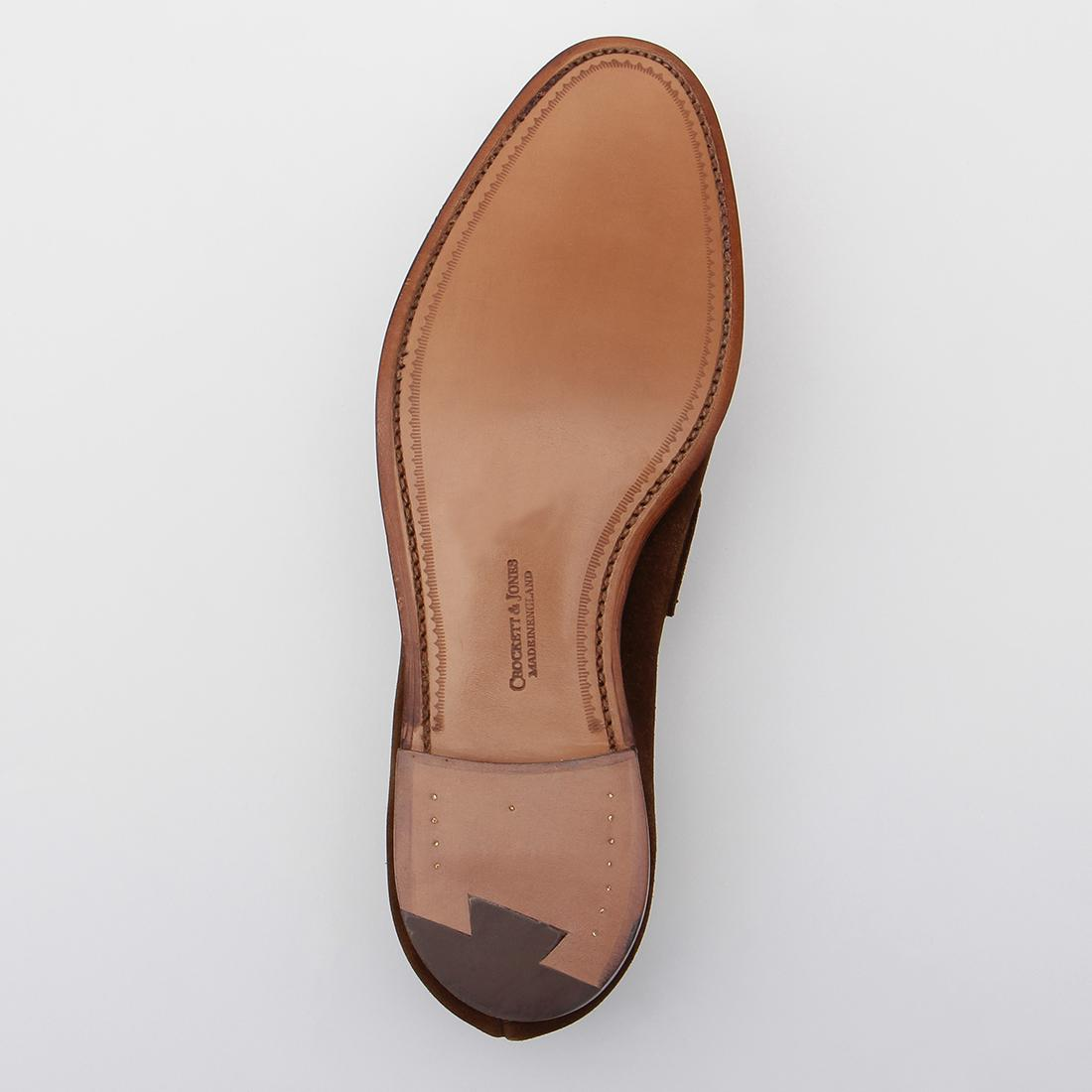 Sydney: Leather Sole