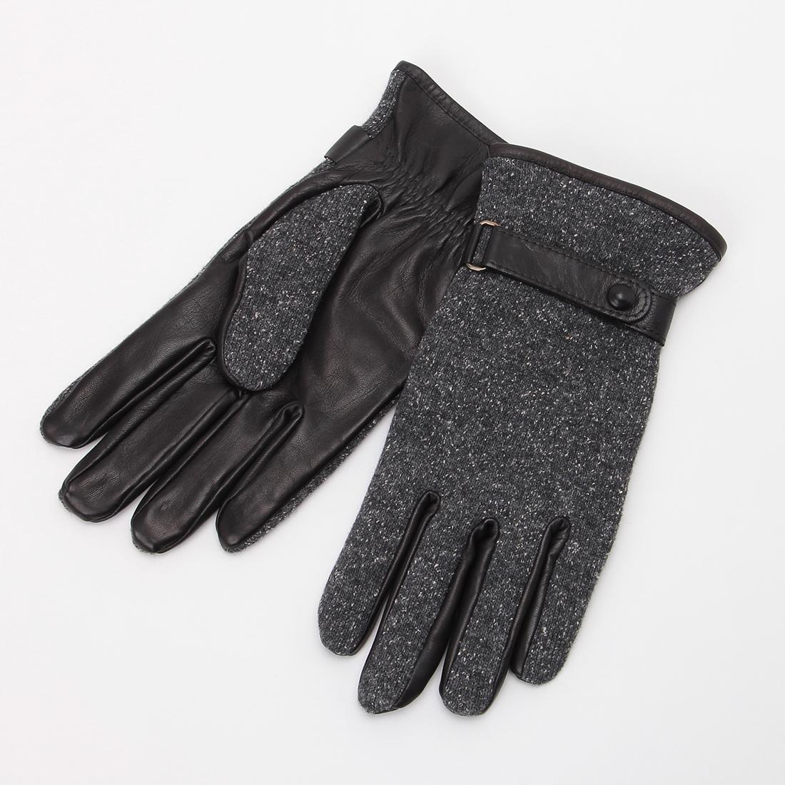 Wool Nappa: Grey