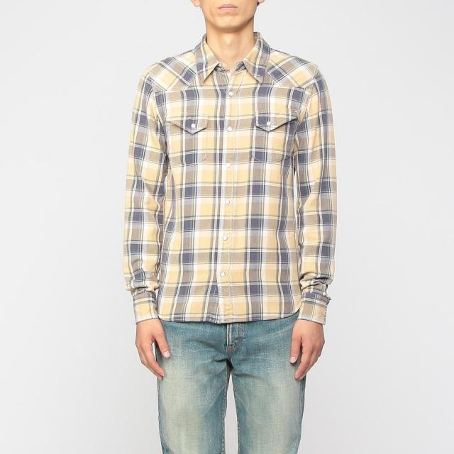 Remi Relief Check Western Shirt 2004226
