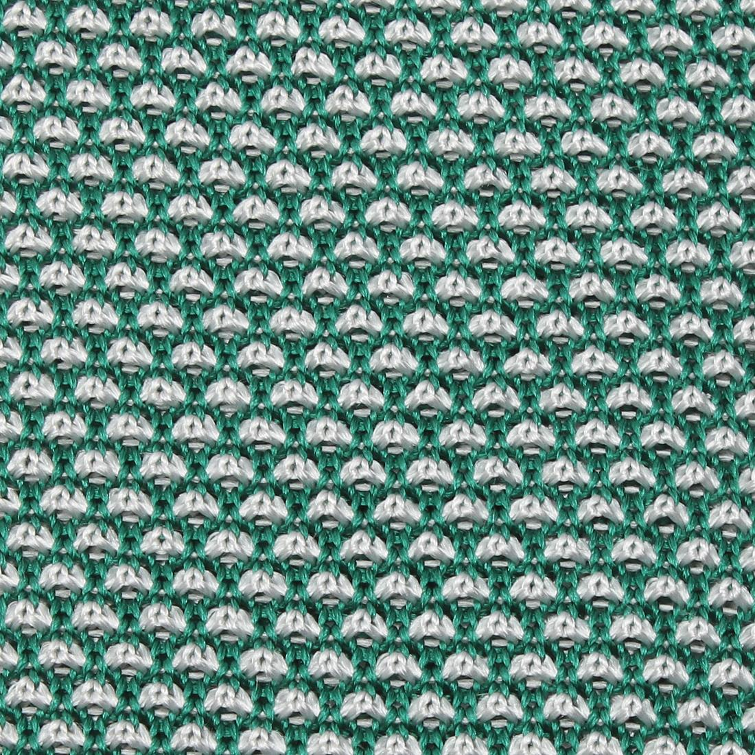 Barneys New York Silk Pattern Knit Tie 2004632: Green