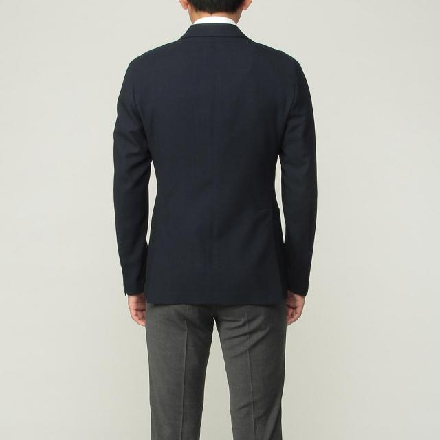 Tagliatore Mugello Wool Jacket 2008465: Navy