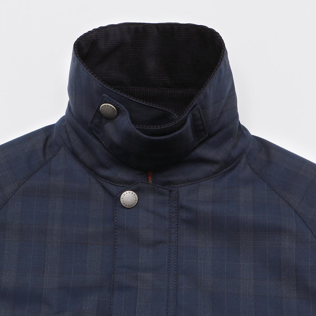 Solway Zipper: Navy