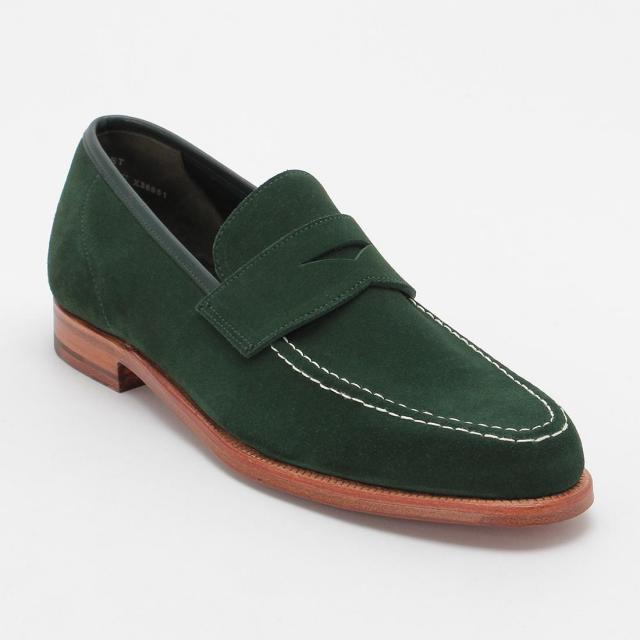 Crockett & Jones Selsey Suede