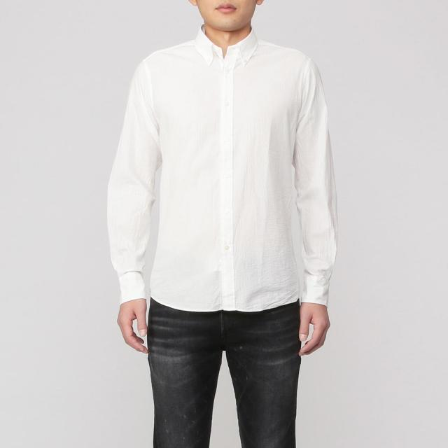 Barneys New York Seersucker Buttondown Shirt 2013565
