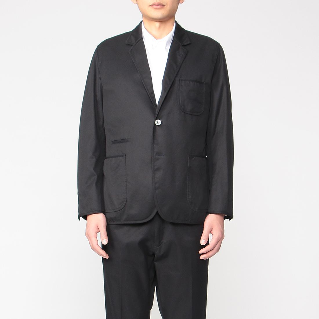 BKT by Brooklyn Tailors Cotton Sportcoat: Navy