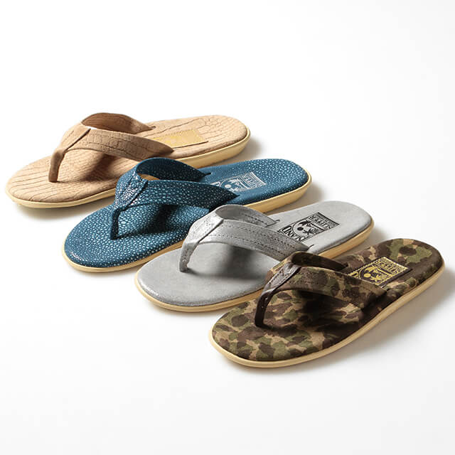 SUMMER FOCUS: ISLAND SLIPPER