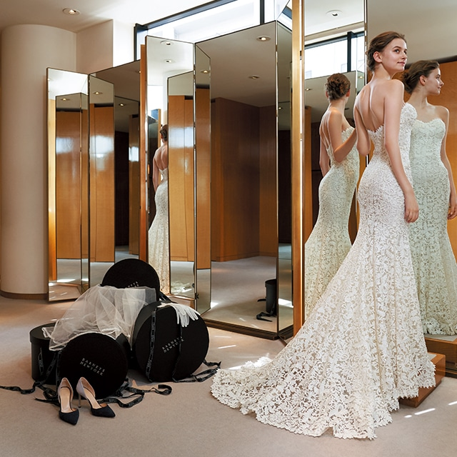 BRIDAL STYLE BY BARNEYS NEW YORK
