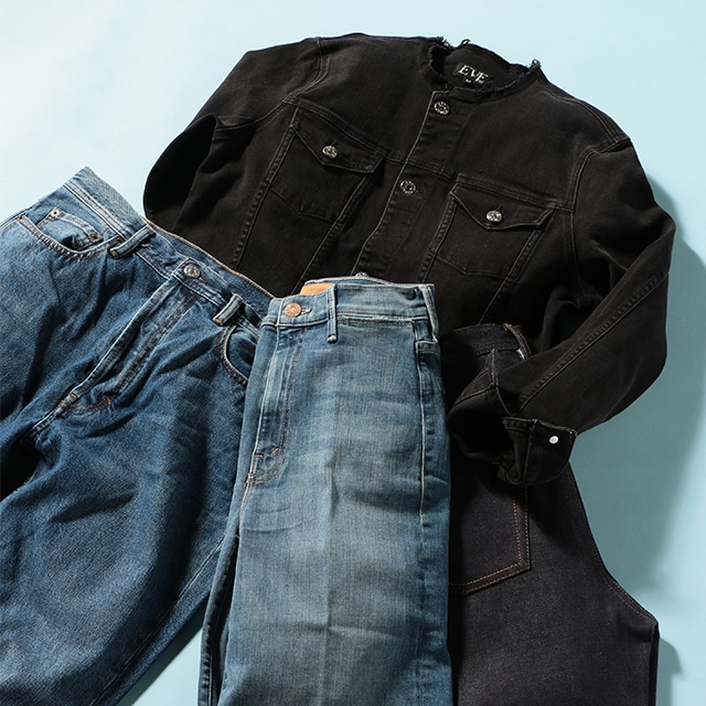 WE RECOMMEND: DENIM